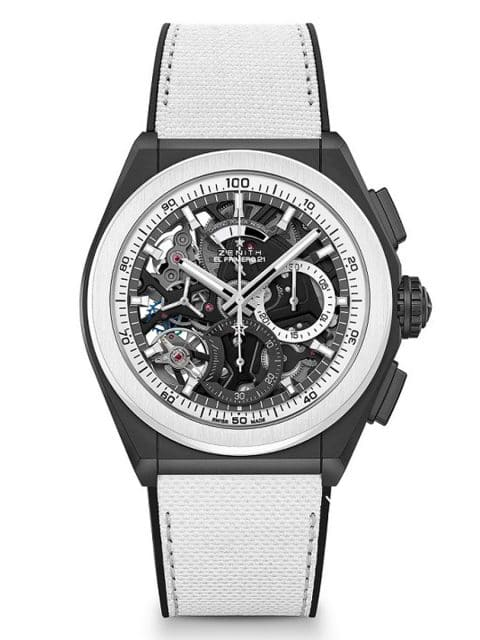 Zenith: Defy 21 Black & White