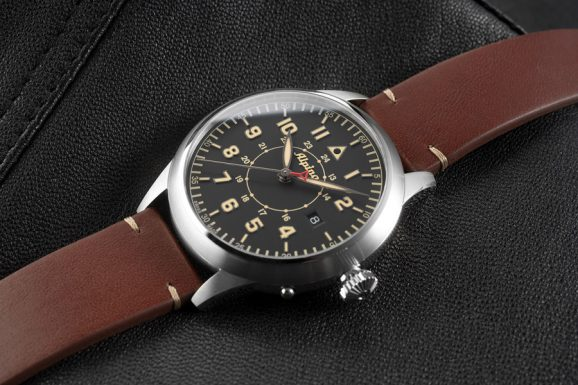 Alpina: Startimer Pilot Heritage Automatic