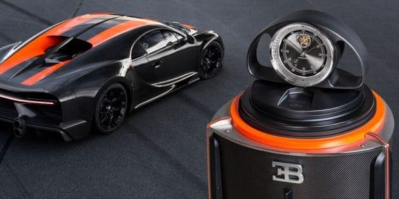 Designanleihen beim Chiron: Buben & Zörweg for Bugatti Grande Illusion Chiron 300+