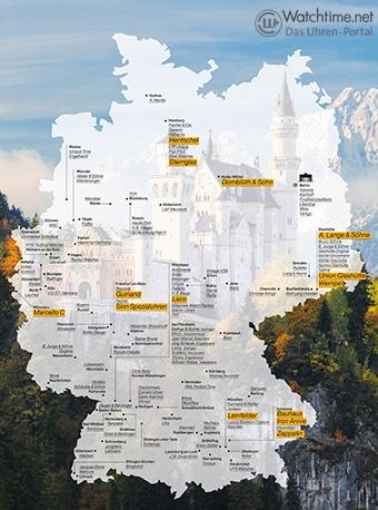 Special Deutsche Uhrenmarken