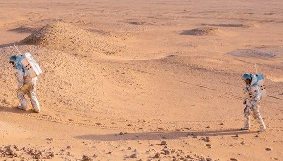 Fortis Forschungen in der Dhofar Wüste im Oman