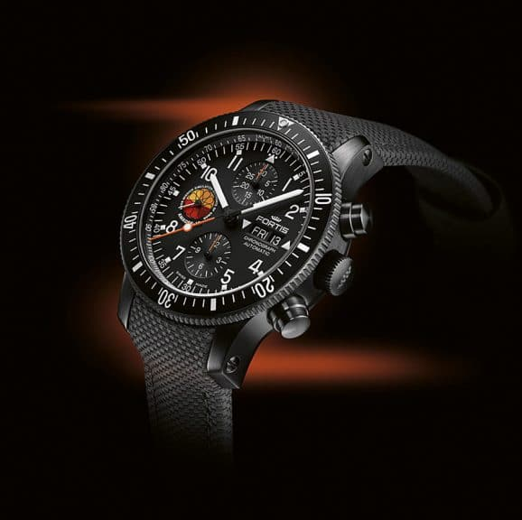 Fortis: Official Cosmonaut Amadee-18