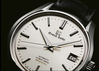 Grand Seiko: Automatic Hi-Beat-36000