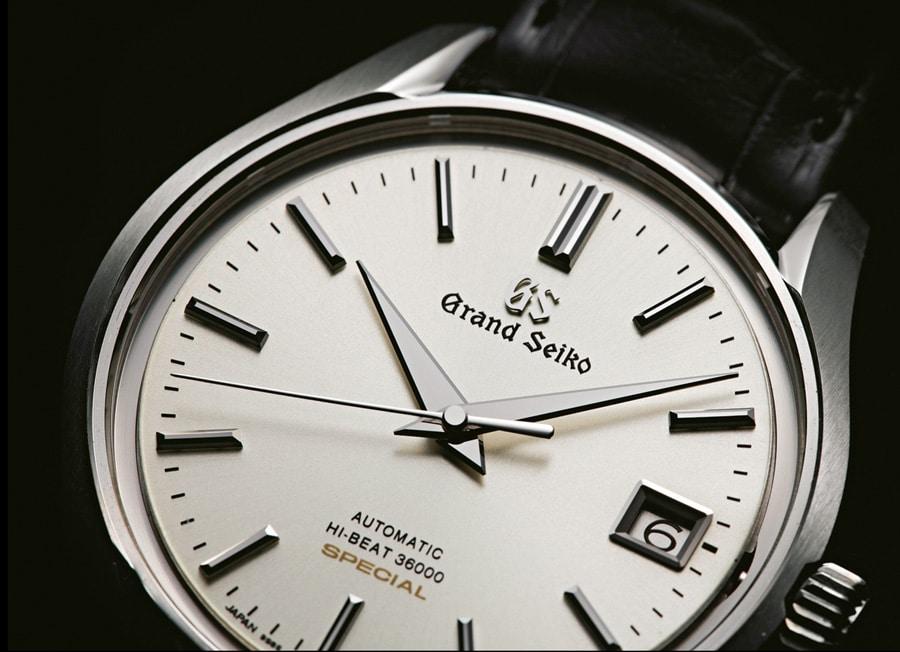 Grand Seiko: Automatic Hi-Beat-36000