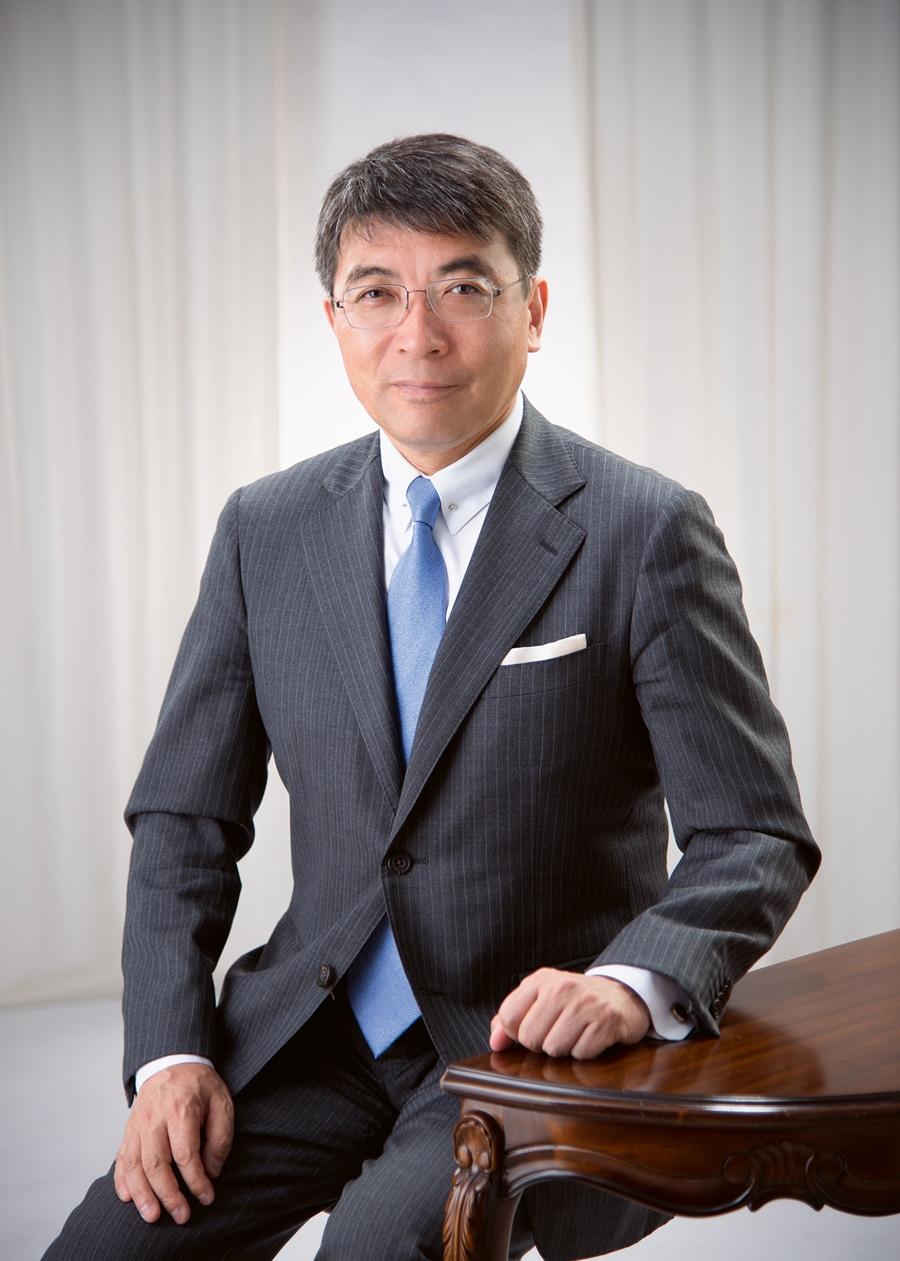 Grand Seiko: Direktor und Deputy COO der Seiko Watch Corporation sowie  Vorsitzender von Grand Seiko Europe: Akio Naito