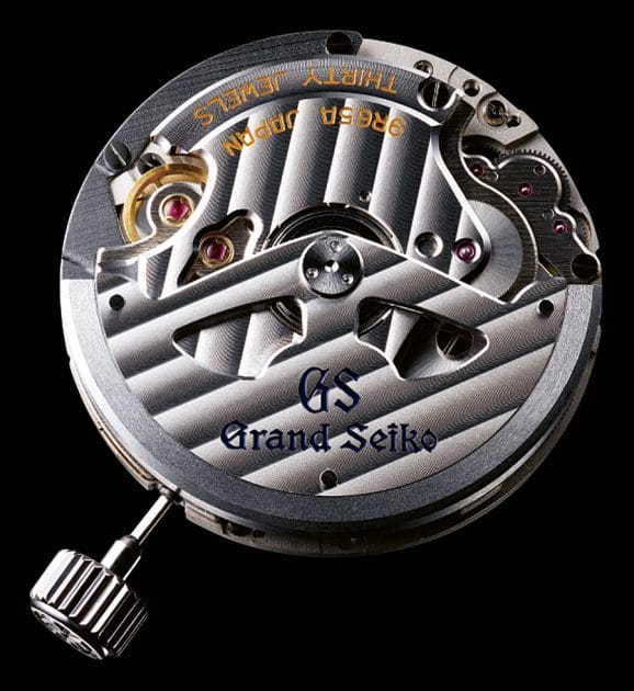 Grand Seiko: Kaliber 9R65