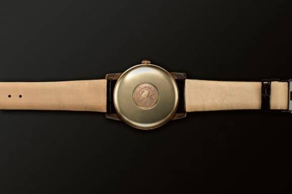 Grand Seiko: Erste Grand Seiko Uhr 1960 Rückseite