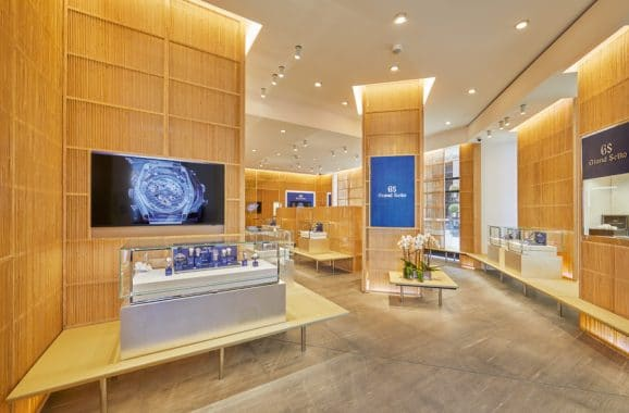 Grand Seiko: Flagship Store Paris