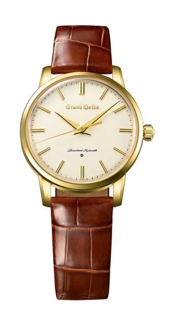 Grand Seiko: Elegance SBGW258