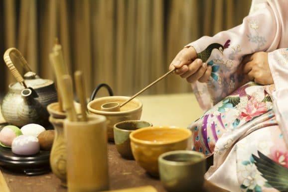 Grand Seiko: Teezeremonie