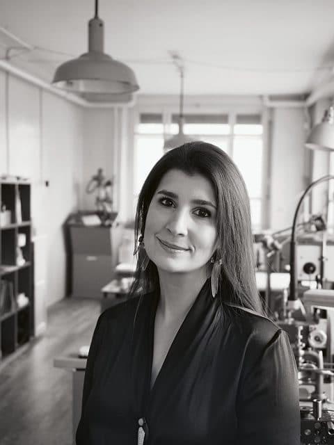 Lieblingsuhr MIH: Nathalie Marielloni Vizekuratorin des MIH