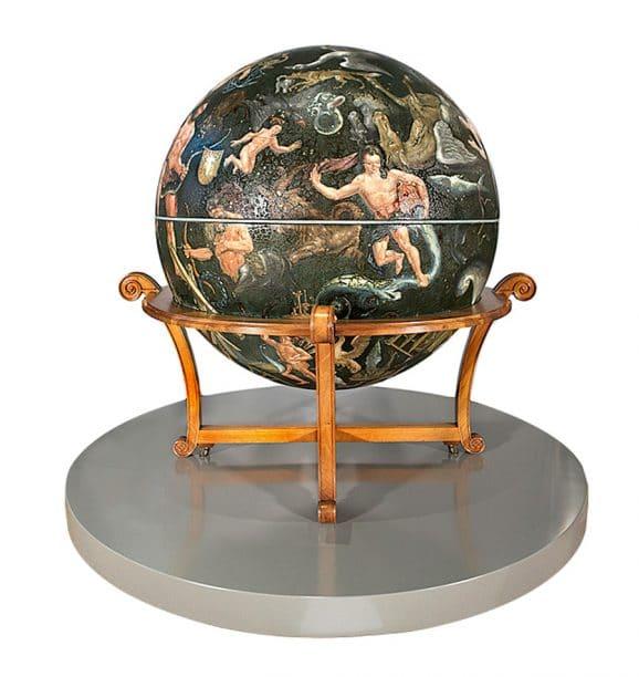 Lieblingsuhr MIH: Planetarium