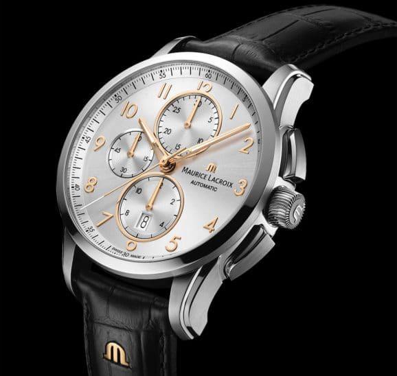 Maurice Lacroix: Pontos Chronograph