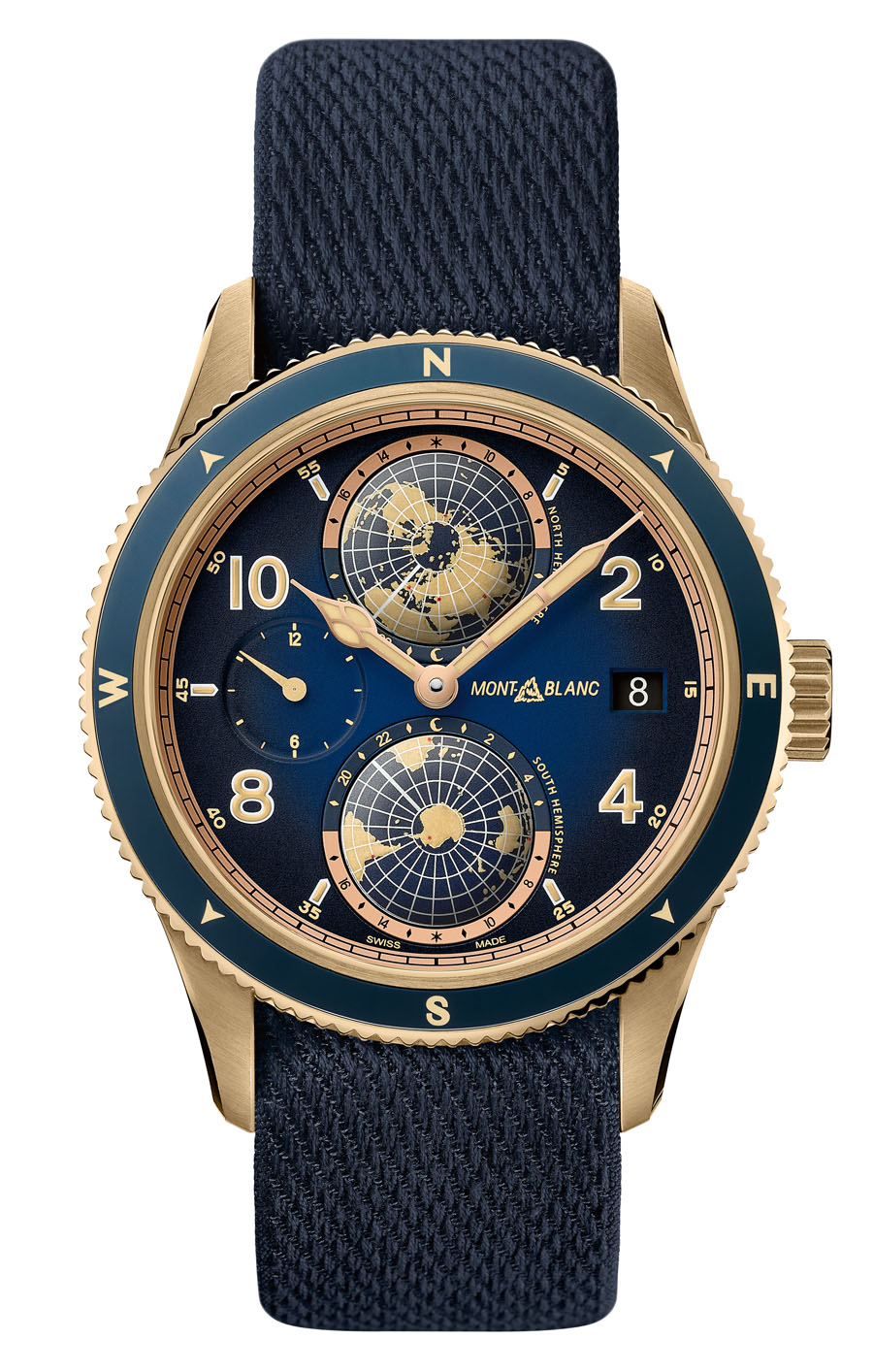Montblanc: 1858 Geosphere Messner Limited Edition