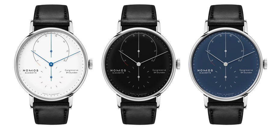 Nomos Glashütte: Lambda 175 Years Watchmaking Glashütte