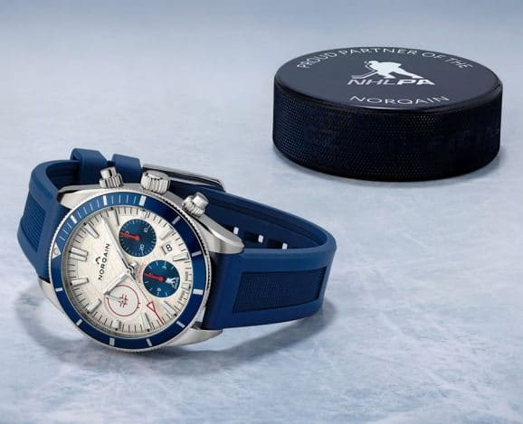 Norqain: Adventure Sport Chrono NHLPA Limited Edition
