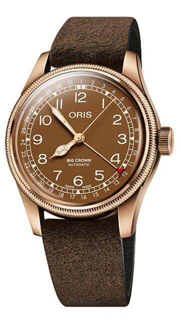 Oris: Big Crown Bronze Pointer Date