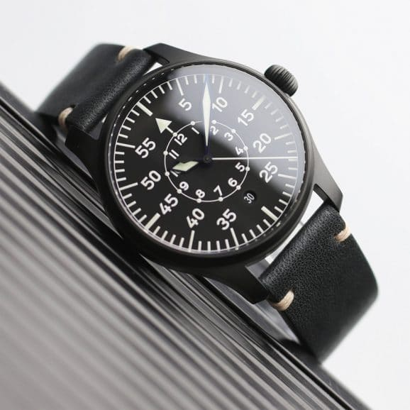 "Stowa: Flieger Baumuster ""B"" Black Forest Limited"
