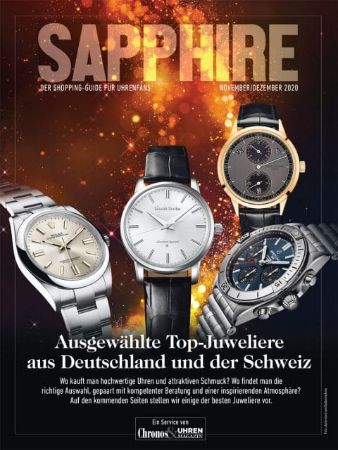 UHREN-MAGAZIN 6/2020: Shopping-Guide
