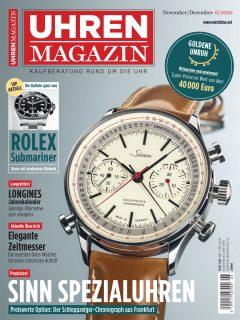 UHREN-MAGAZIN-Ausgabe 6/2020