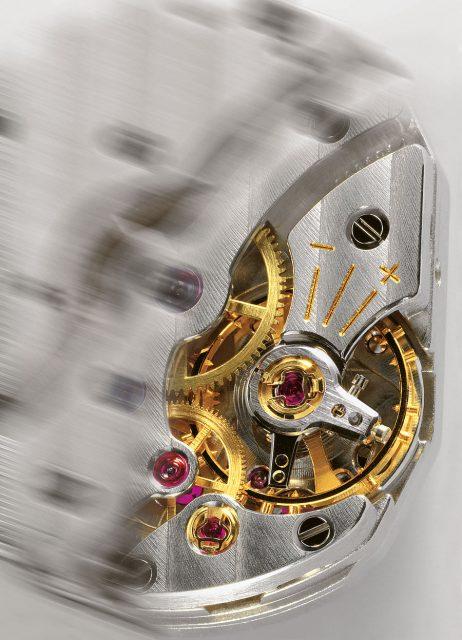 Regulierung einer Uhr