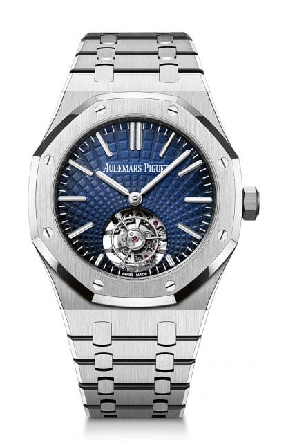 Audemars Piguet: Royal Oak Selfwinding Flying Tourbillon Automatik