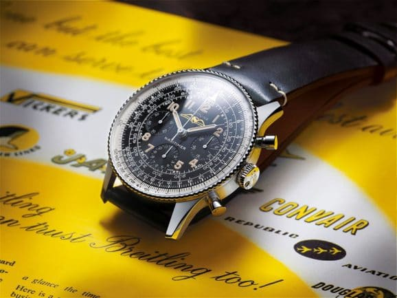 Breitling: Navitimer Referenz: 806 1959 Re-Edition