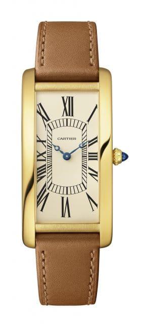Cartier: Tank Cintrée, Jubiläumsmodell zum 100. Geburtstag