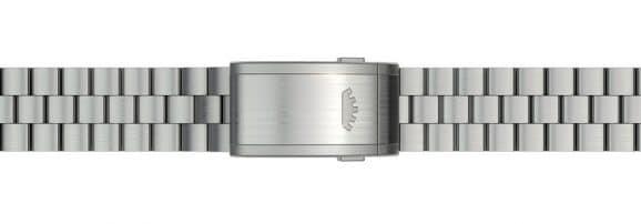 Fortis: Block Bracelet und Slide Clasp