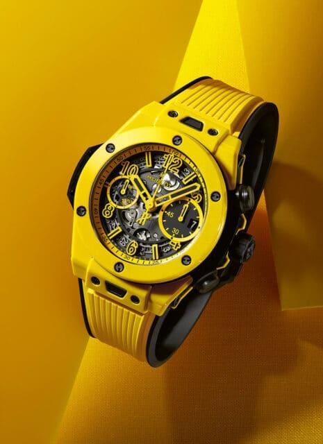 Hublot: Big Bang Unico Yellow Magic