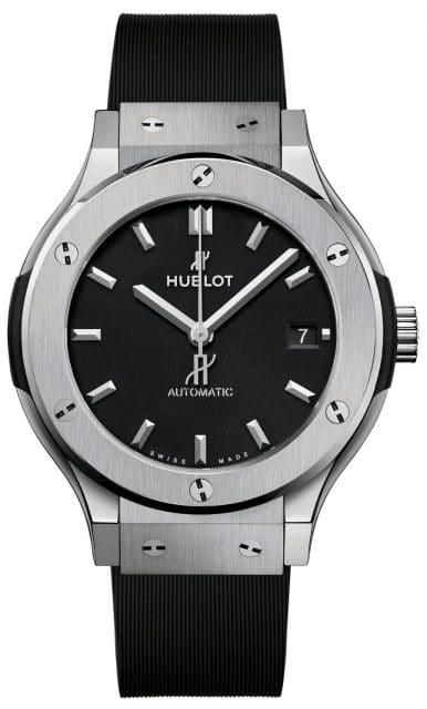 Hublot: Classic Fusion Titanium
