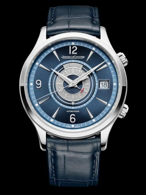 Jaeger-LeCoultre: Master Control Memovox Timer