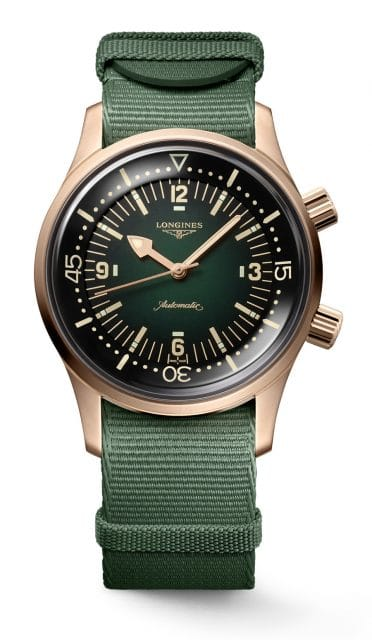 Longines: Legend Diver Bronze