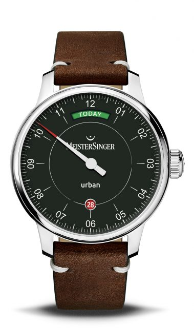 Meistersinger: Urban Day Date Today Edition