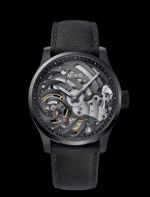 Mido: Multifort Mechanical Skeleton Limited Edition