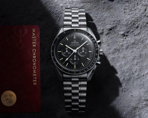 Omega: Speedmaster Moonwatch Professional Master Chronometer Chronograph 42 mm