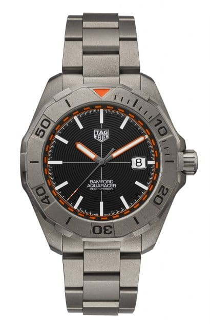 TAG Heuer: Aquaracer Bamford Limited Edition