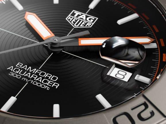 Neu interpretiert: die TAG Heuer Aquaracer Bamford Limited Edition