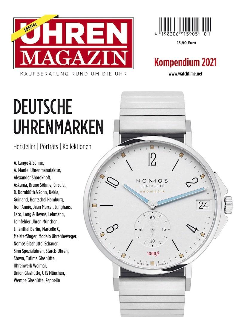 Produkt: UHREN-MAGAZIN Spezial Kompendium 2021