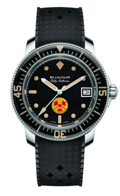 Blancpain: Fifty Fathoms No Radiation