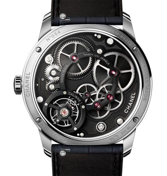 Chanel: Monsieur Blue Edition mit dem Calibre 1