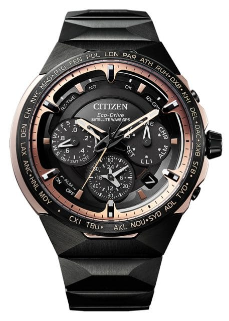 Citizen: Satellite Wave GPS F950