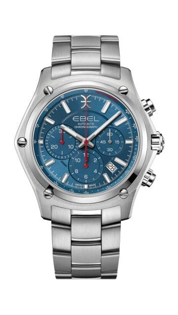 Ebel: Discovery Gent Chronograph
