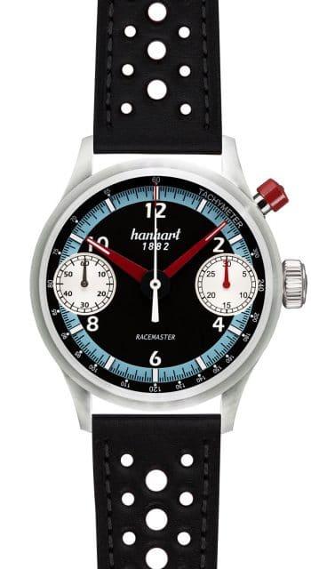 Hanhart: Pioneer Racemaster GMT