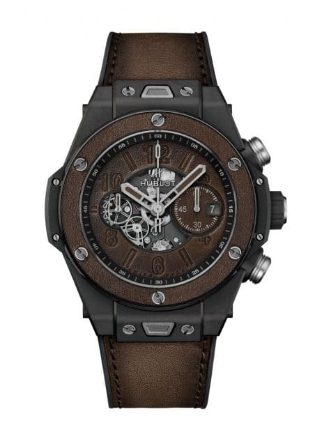 Hublot: Big Bang Unico Berluti Cold Brown