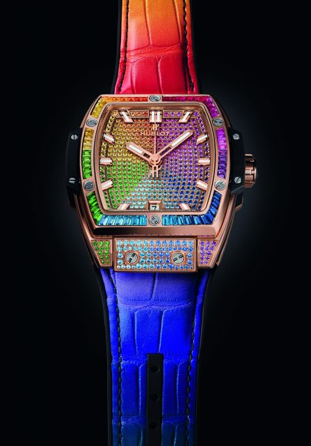 Hublot: Spirit of Big Bang Rainbow