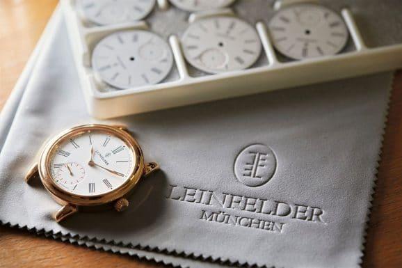 Leinfelder Uhren München