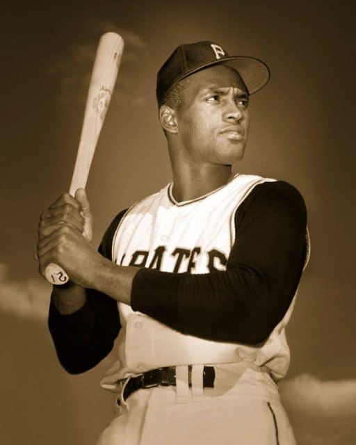 Baseball-Legende Roberto Clemente