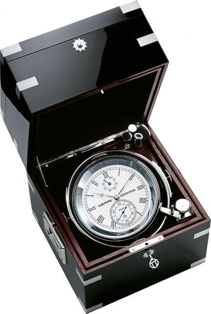 Wempe Chronometerwerke: Modernes Einheitschronometer