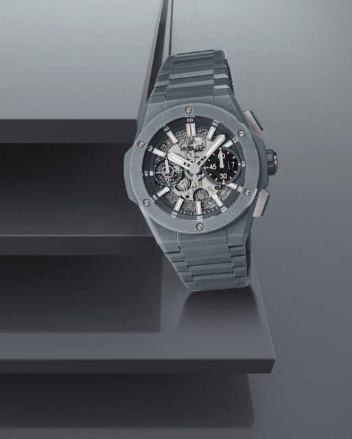 Diese Modellvariante ist nicht schwarz, sondern grau